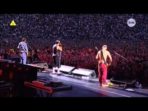 Red Hot Chili Peppers - Readymade - Live in Poland [HD]