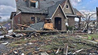 East Nashville Tornado