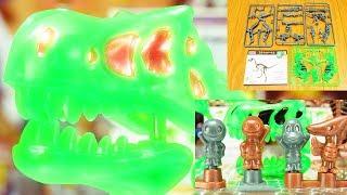 とりあえず番外編 ほねほねザウルス×福井県立恐竜博物館 dinosaur
