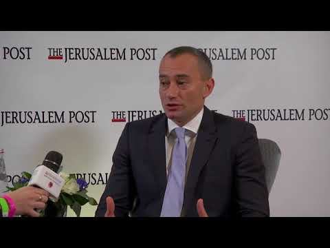 Interview with United Nations Special Coordinator for the Middle East Peace Process Nickolay Mladeno