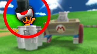 Playing Hide and Seek in Mario Kart Wii!