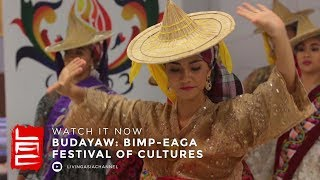 BUDAYAW, BIMP-EAGA FESTIVAL OF CULTURES | Living Asia Channel (HD)