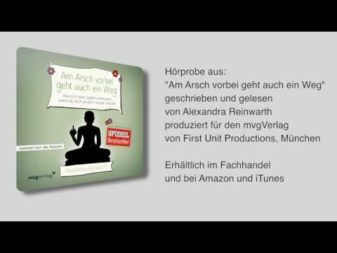 Am Arsch vorbei geht auch ein Weg YouTube Hörbuch Trailer auf Deutsch