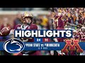 Penn State vs. Minnesota highlights | Golden Gophers stay PERFECT | CBS Sports HQ