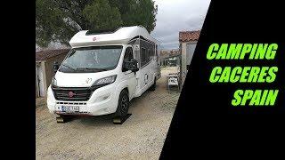 Camping Caceres Spain Caravan Life Nro 99