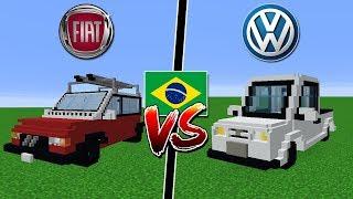 Batalha de Construção: QUEM CONSTRÓI O MELHOR CARRO BRASILEIRO!