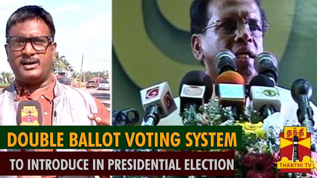 Double ballot
