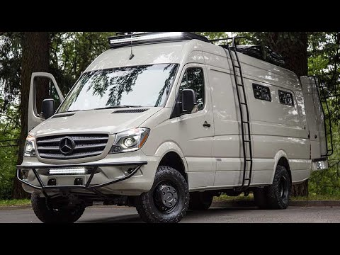 Zimaleta Expediting In T1n Mercedes Sprinter Van Life I