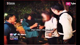 Berdiri Di Pinggir Jalan, Gadis ABG Ketahuan Beli Ganja Part 02 - Police Story 10/10