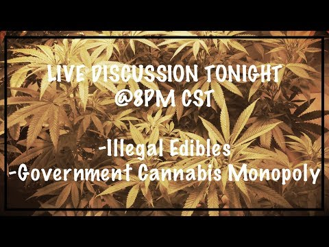 Live Discussion Tonight! w/Pigeons420