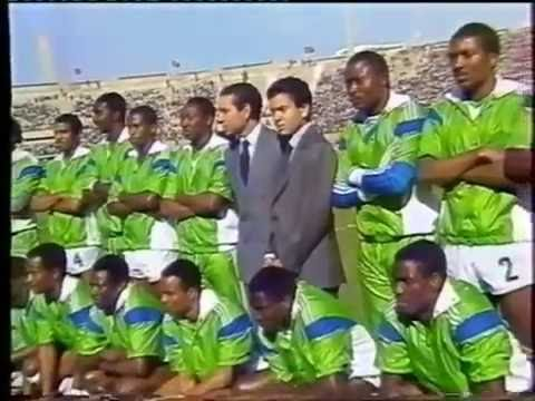 1988 African Cup of Nations - Cameroon v. Nigeria