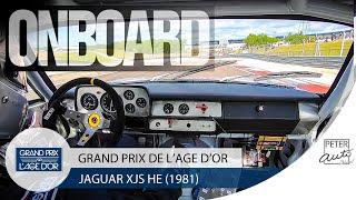 Jaguar XJS HE (1981) Tom Walkinshaw Racing TWR