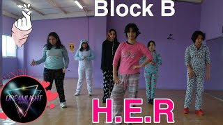 [DANCE COVER | Valentine's. BLOCK B(블락비) - H.E.R | By Dr…