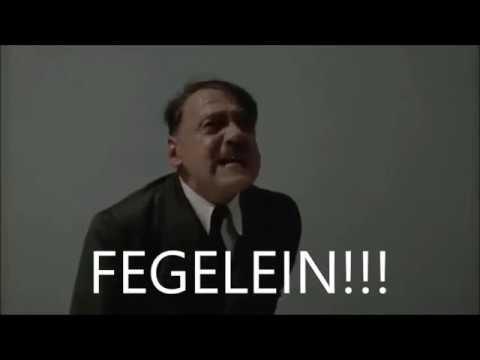 Hitler is informed R.  Lee Ermey has died