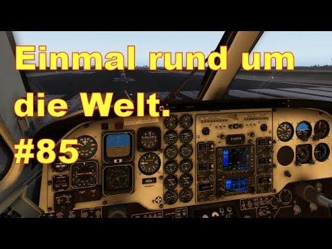 X-Plane 11: #85 von VDPP (Phnom Penh, Kambodscha) weiter nach VVTS (Ho-Chi-Minh-City, Vietnam)