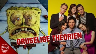 5 gruselige Theorien über Filme/Serien, die wir alle kennen!