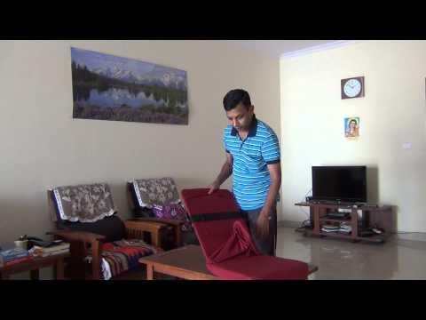 Yoga Chair - Demo - Initial Setup