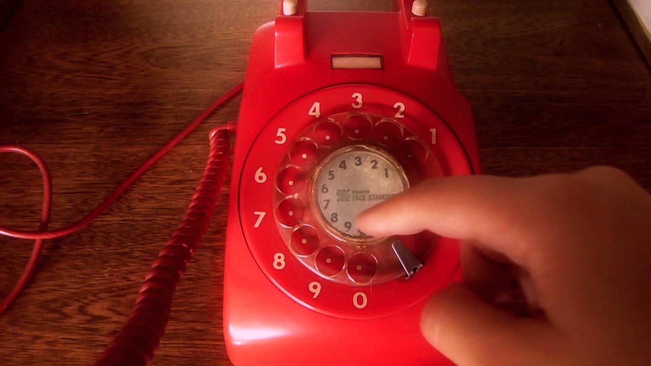 #2802, Marcando Desde Un Telefono Antiguo [Efecto