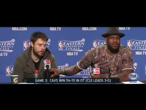 LeBron on Delly: 'People are trying to give him a bad rap. He doesn't deserve it'