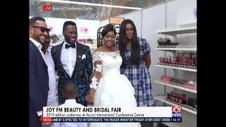 Joy FM Beauty and Bridal Fair - The Pulse on JoyNews (11-7-19)