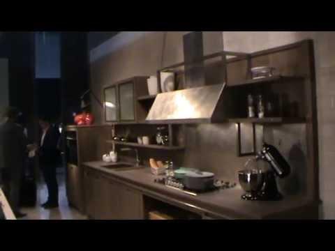 Cucina Industrial Chic L\'Ottocento opinione - YouTube