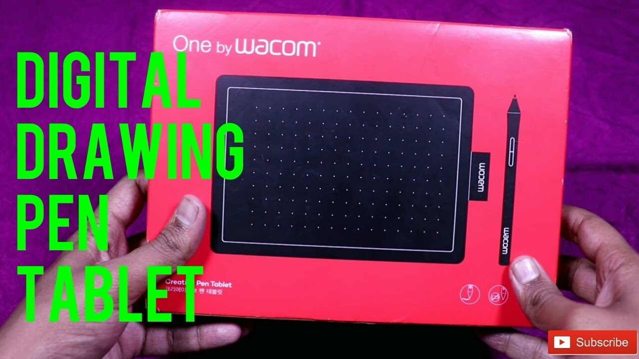 Wacom digital writing tablet CTL-472 unboxing and using (தமிழில்) jolly  tech officer