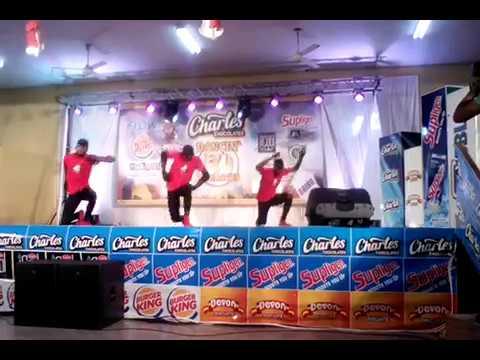 Charles Chocolate Dancing Dynamites kronik family!!!