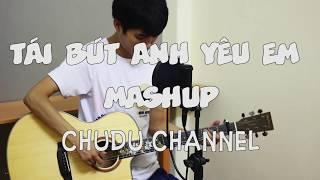 [Acoustic guitar cover] Tái bút anh yêu em + Tháng tư là lời nói dối của em/Mashup