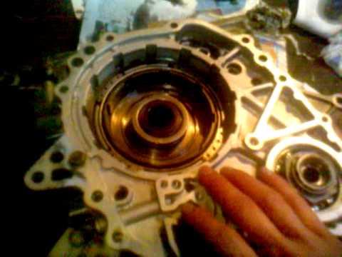 Вариатор хонда hr-v ремонт своими руками