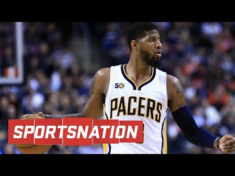 Should Warriors Be Concerned About Paul George To Cavaliers Rumors? | SportsNation | ESPN