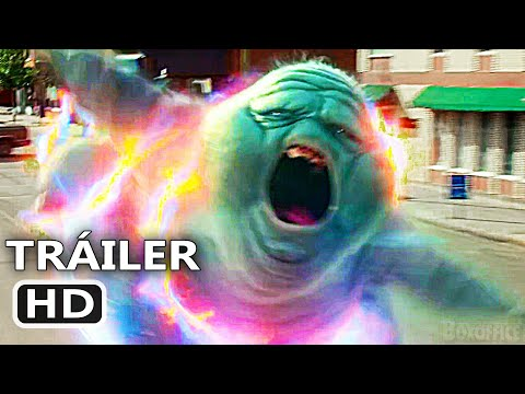 CAZAFANTASMAS MÁS ALLÁ Tráiler Español (2021) Ghostbusters