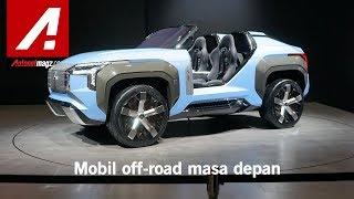 Mobil-mobil Konsep MITSUBISHI di Tokyo Motor Show 2019