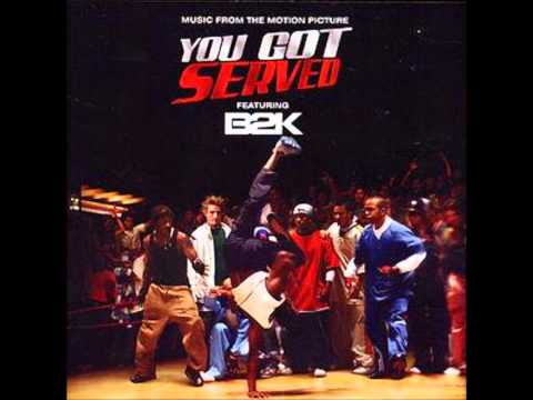 B2k - Out The Hood