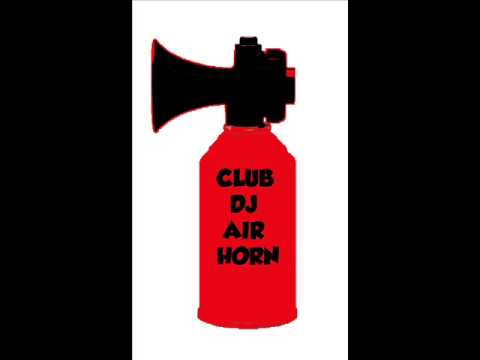 Best DJ Airhorn Sample Sound Effect