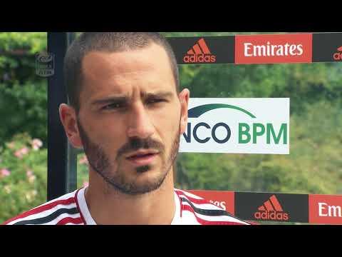Bonucci tra presente e passato - Serie A TIM 2017/18 streaming vf