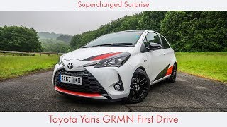 A Supercharged Surprise: Toyota Yaris GRMN First Drive