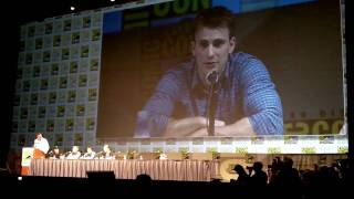 Comic Con 2010: CAPTAIN AMERICA: THE FIRST AVENGER Panel
