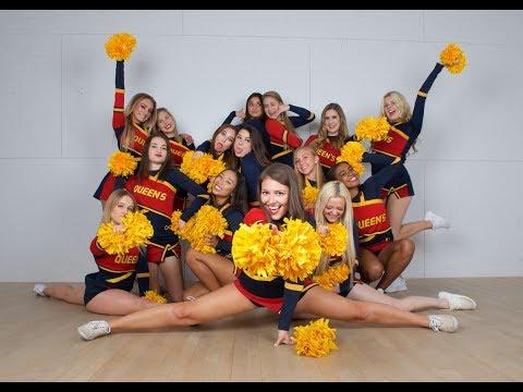 Queen's University Pom Team | VLOG