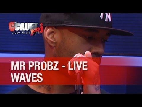 Mr Probz - Waves - Live - C'Cauet sur NRJ