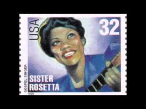 Rosetta Tharpe  Gospel Crossover Music ---Strange Things Happening Every Day