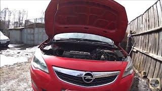 Opel Astra  J 2012 год отзыв