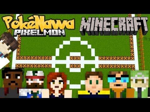 Pokénawa - Minecraft Pixelmon: Battle Tournament