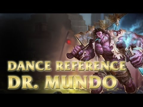 Dr Mundo - Fight the Power Dance - League of Legends LoL