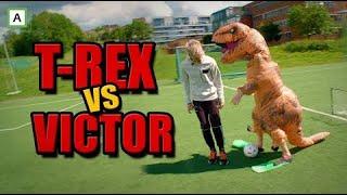 T-Rex sparker Fotball! - Med Anders Solum