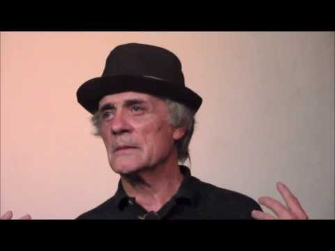 The Actor's Arena  Terry Kiser explains Strasberg's lesson on crying on command in performance.