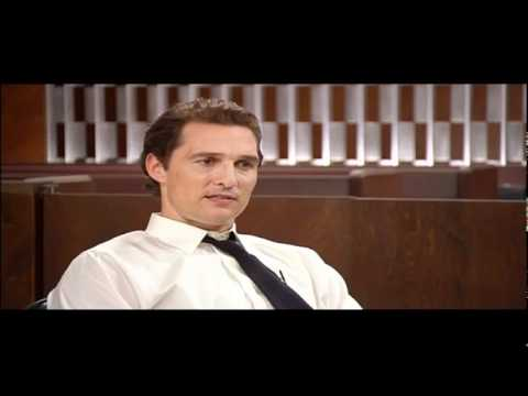 The Lincoln Lawyer - Matthew McConaughey on Mickey Haller
