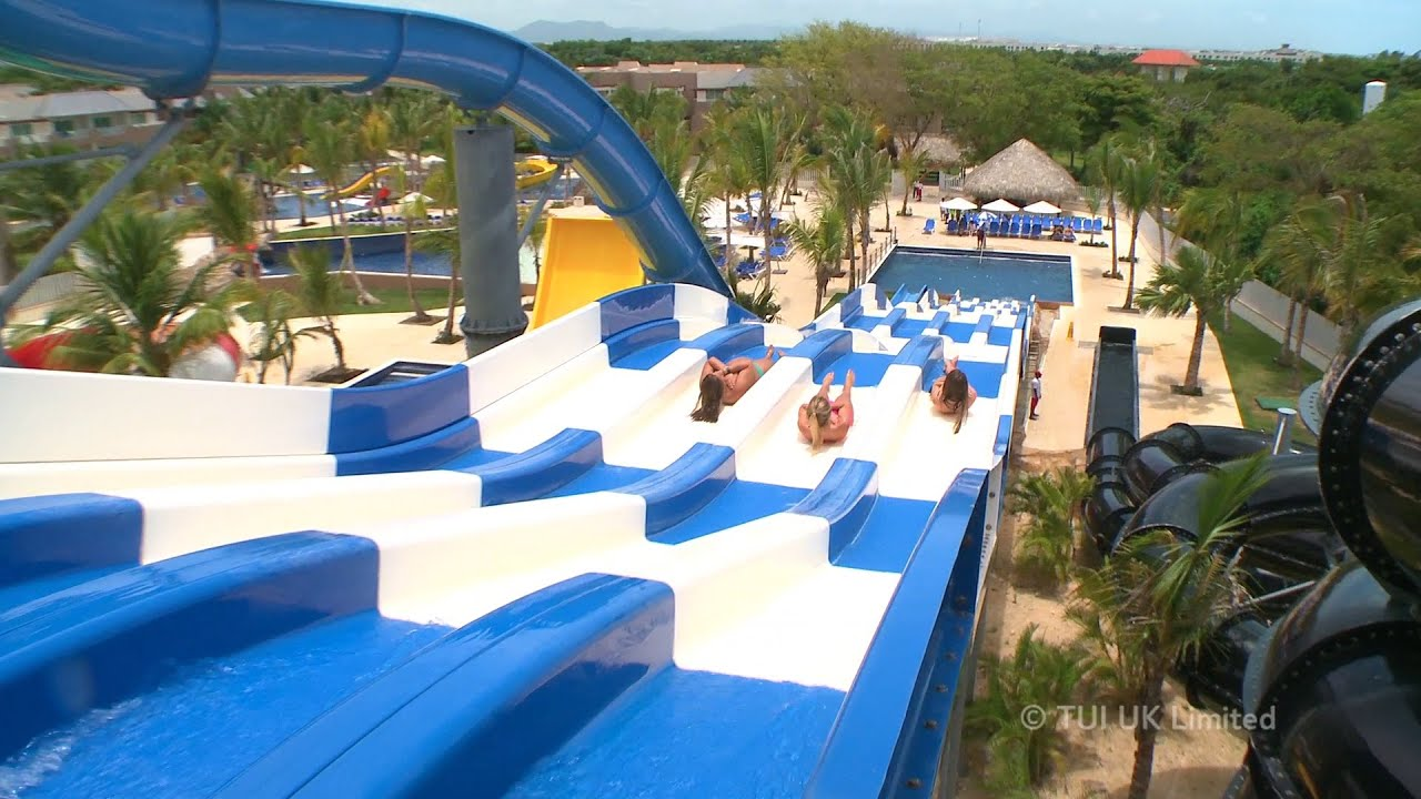 Punta Cana Resort With Water Park