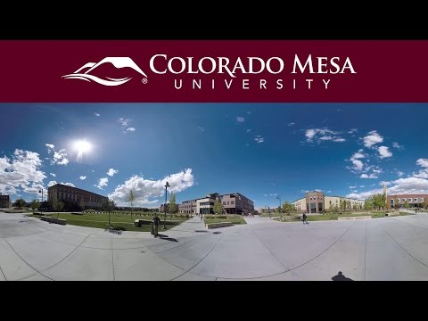 Interactive 360° Bike Tour of Campus | Colorado Mesa University