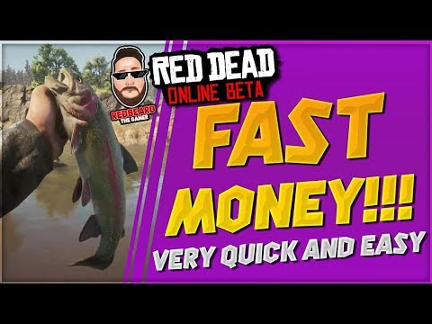 💰FAST MONEY!!!💰 in Red Dead Online EXPLOIT Red Dead Redemption 2 thumbnail