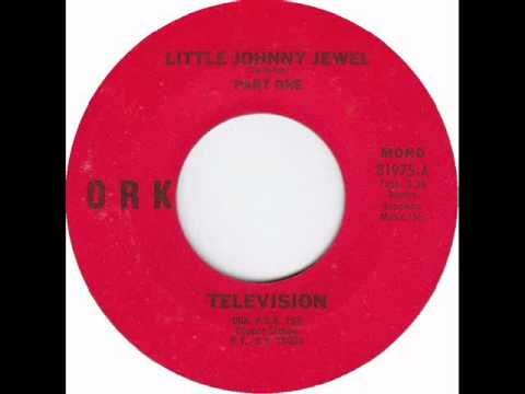 Television   Little Johnny Jewel Pt I   Ork 81975 A    punk